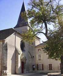 Église collégiale Saint-Pierre (OT Liverdun)