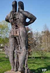 Maison d'Art Bourgogne du Sud et Jardin de Sculptures - Discordance (E. Linke)