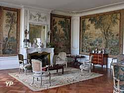 Château de Panloy - salon