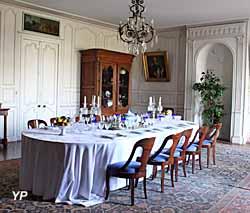 Château de Panloy - salle à manger