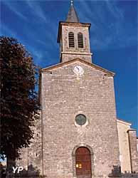 Église Saint-Barthélemy (Mairie du Montat)
