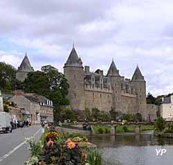 Château de Josselin (Office de tourisme du Pays de Josselin)