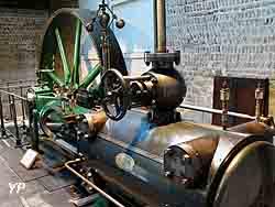 Expotec 103 - machine à vapeur Crepelle (EXPOTEC 103 - Rouen)