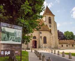 Église Saint-Eloi (Ville de Roissy)