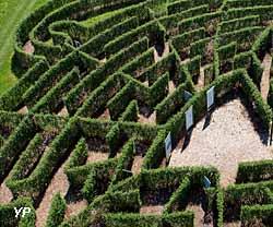 Labyrinthe géant (Michel Blot)