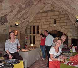 Caves de Trôo