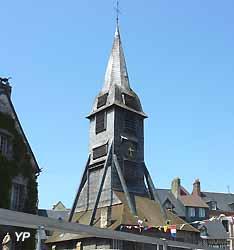 clocher Sainte-Catherine à Honfleur