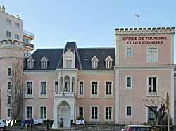 Villa javalquinto aujourd 39 hui office de tourisme biarritz - Office de tourisme de biarritz ...