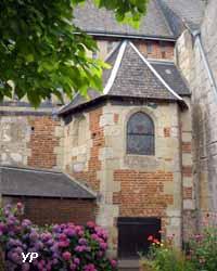 Manoir de la Baillardière - chapelle (J Rochereau)