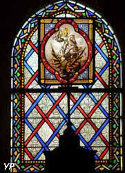Manoir de la Baillardière - chapelle