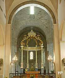 Abbatiale Notre Dame de l'Assomption