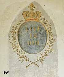Réfectoire des Moines - Vive le Roi