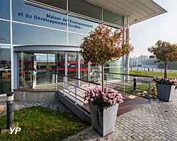 Maison de l'Environnement et du Développement Durable de l'Aéroport Paris-Orly (Laboratoire Aéroports de Paris)