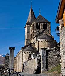 Église Saint-Aventin-de-Larboust (Mairie de Saint-Aventin)