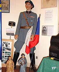 Château-musée historique et tchécoslovaque
