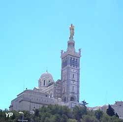 Notre-Dame de la Garde à Marseille