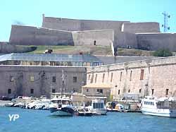 fort Saint-Nicolas (citadelle) à Marseille (Yalta Production)