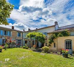 Maison natale de François Mitterrand - salon rose