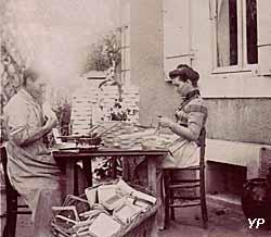 Ouvrières à domicile (octobre 1902)