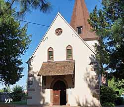 Eglise Simultanée Saint-Michel de Wihr (Mairie d'Horbourg-Wihr)