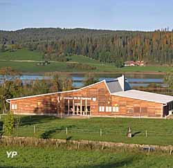 Maison de la réserve