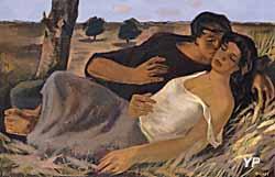 Musée municipal - Les amoureux (Pierre Bichet)