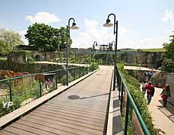 Muséum - entrée du jardin zoologique