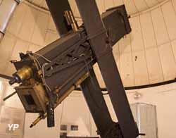 Observatoire de Jolimont - lunette CdC 3M