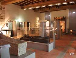 Musée du Château de Mayenne - salle prison des femmes