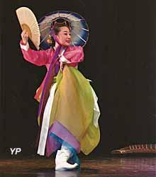 manufacture de Sèvres - danseuse An Jae Hyun
