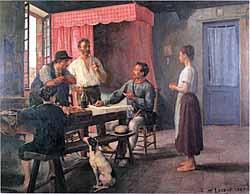 Musée Raymond Lafage - Le récit du facteur Loubat