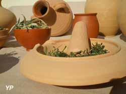 Musée et site gallo-roamins du Fâ - atelier jardin