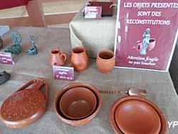 Musée et site gallo-roamins du Fâ - atelier vie quotidienne