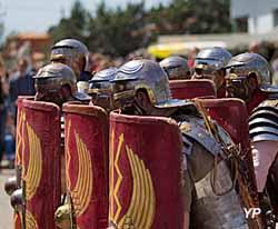 Musée et site gallo-roamins du Fâ - armée romaine