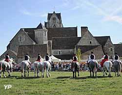 Écomusée du Perche - Prieuré de Sainte Gauburge (David Commenchal)