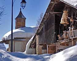 Savoie informations touristiques d marches locations h tels campings - Office de tourisme crest voland ...