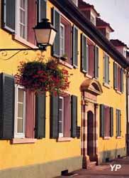 Neuf-Brisach - Maison des ingénieurs du Roi