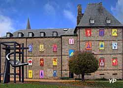 Abbaye Saint-André - Centre d'Art Contemporain - le Calendrier de l'Avent par Heidi Wood, hiver 2014