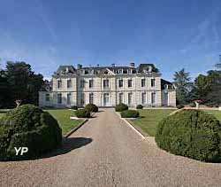 Château de la Moustière (A. de Grimoüard )