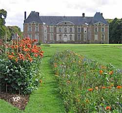 Parc et Jardins du Château de Bosmelet