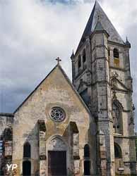 Église Saint-Martin (Office de Tourisme du Pays Longnycien)