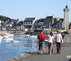Roscoff - vieux port