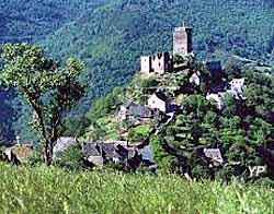 Château de Valon (Office de Tourisme du Carladez)