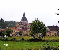 Église Saint-Oradoux (Mairie de Lupersat)