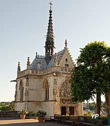 Château Royal - chapelle Saint Hubert