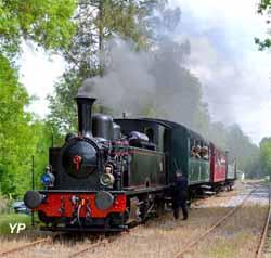 Train Touristique Guîtres-Marcenais (Train Touristique Guîtres-Marcenais)