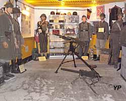 Fort de la Salmagne - Musée de la salle de tir