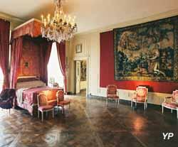 Château de Champchevrier - chambre du Roi