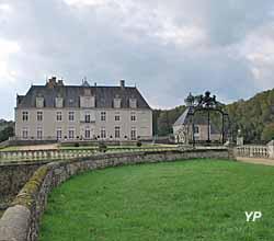 Château de Champchevrier - lingerie (Château de Champchevrier)