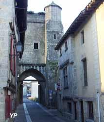 Musée d'Art et d'Histoire - porte Saint-Jacques
